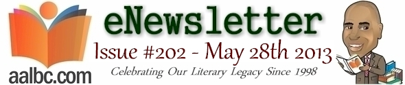 AALBC.com eNewsletter – May 28th 2013 – Issue #202