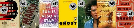 Black National Book Award Finalists
