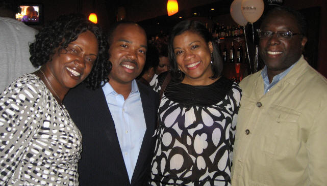 2008 Black Pack Party Hosts