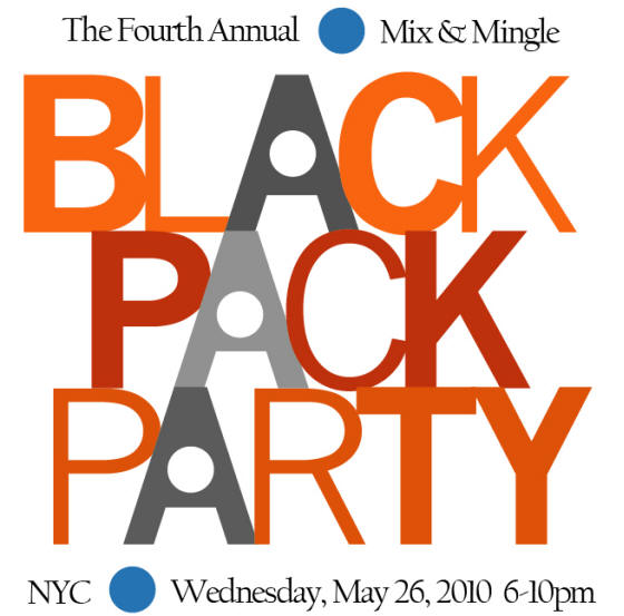 The 2010 Black Pack Party