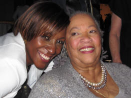Daisy and Toni Morrison