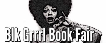 Blk Grrrl Book Fair