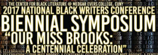 National Black Writers Conference Biennial Symposium