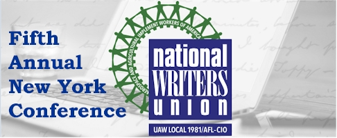 The National Writers Union's New York Conference