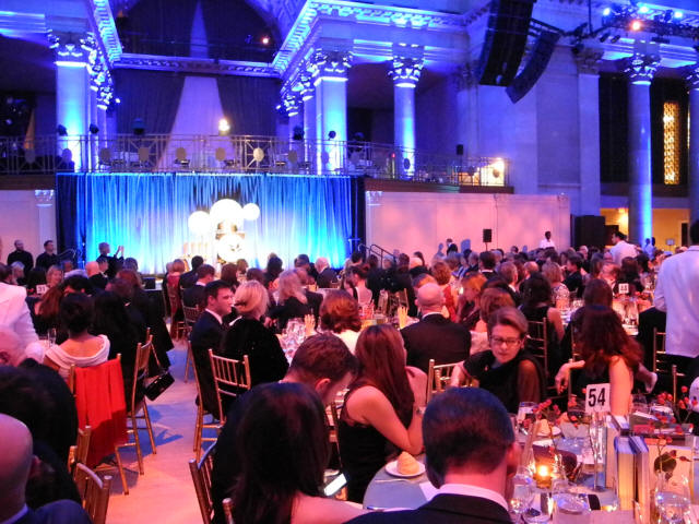 The Crowd at the National Book Awards
