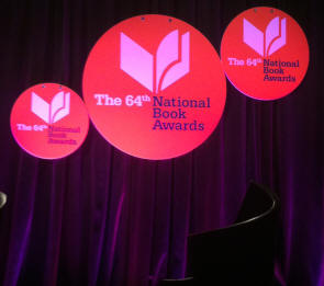 The 2013 National Book Awards