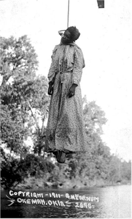Lynching Photo of Laura Nelson