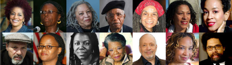African American Authors and Black authors from the African Diaspora