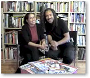 Hear from Max and Yarina about the Harelm Book Fair