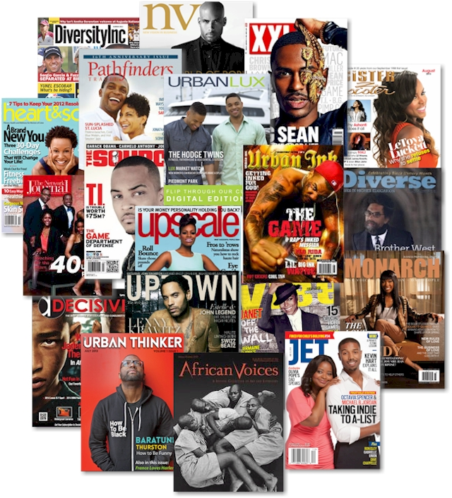 Independent Black Owned Magazines