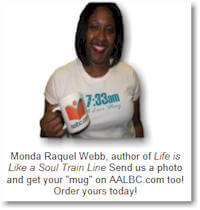 Monda Webb sample promo