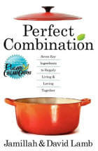 Perfect Combination: Seven Key Ingredients to Happily Living & Loving Together by Jamillah and David Lamb