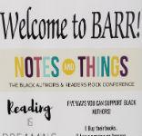 Black Authors & Readers Rock 2019