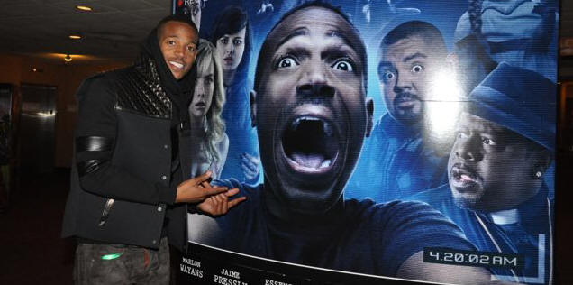 "Marlon Wayans ""A Haunted House 2"" Interview (2014)"