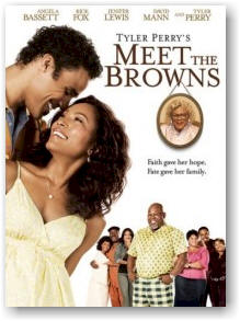 Tyler Perry's Meet The Browns (2008)