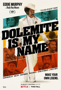 Dolemite Is My Name (2019) Movie Poster