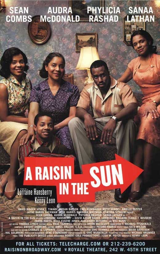 "an analysis of the american dream in the film a raisin in the sun literary analysis - a raisin in the sun raisin in the sun the american dream in —from ""harlem"" by langston hughes the film a raisin in the sun."