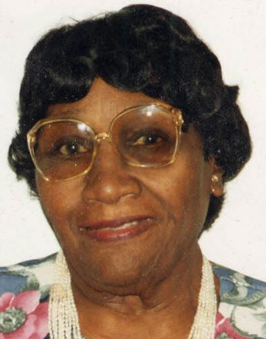 Rudolph Lewis's Grandmother