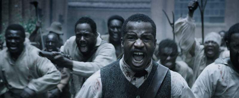 Nate Parker as Nate Turner in The Birth of a Nation Interview