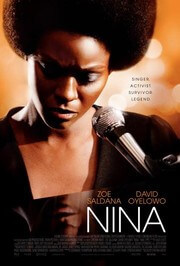 Nina: Saldana Successfully Channels Simone in Controversial Biopic