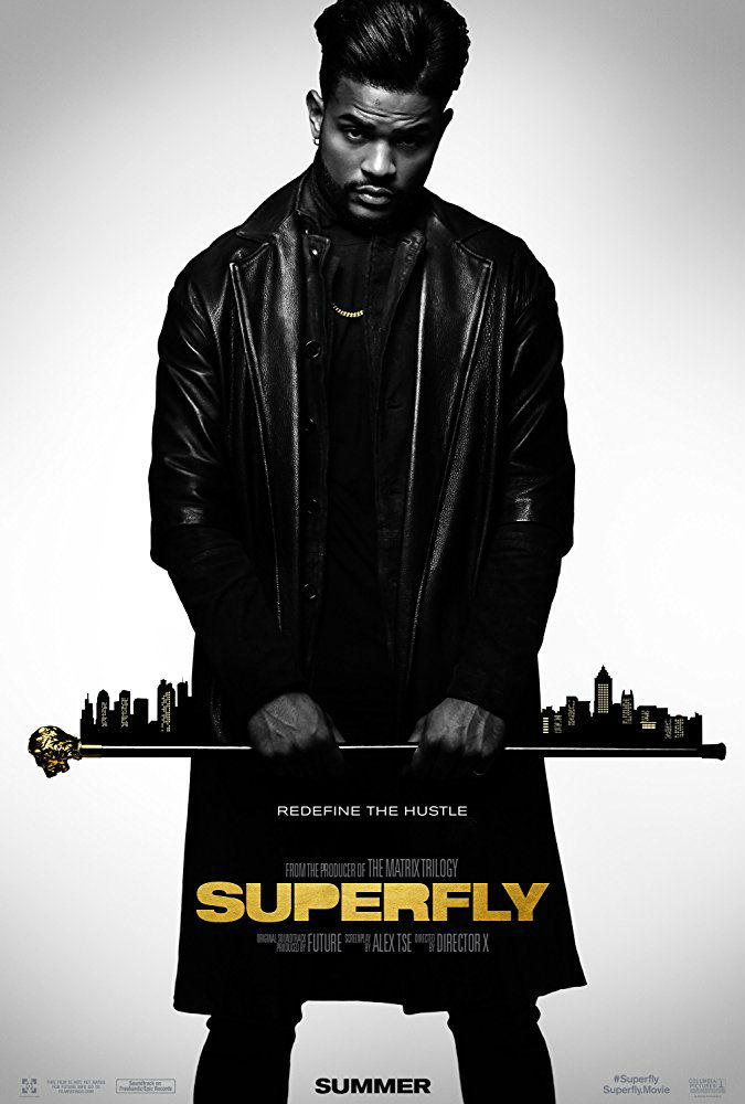Movie Poster Superfly (2018)