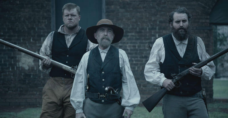 The Birth of a Nation white men with rifles