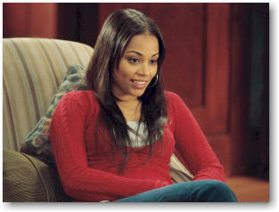 This Christmas Lauren London.Lauren London The This Christmas Interview