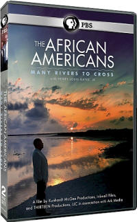 The African Americans: Many Rivers to Cross - DVD