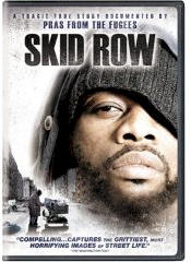 Skid Row DVD cover