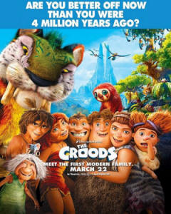 The Croods 2013 Film Review
