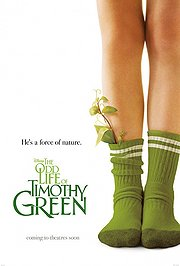 Read an AALBC.com Film review of The Odd Life of Timothy Green (2012)