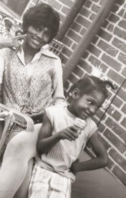 Toni in 1972