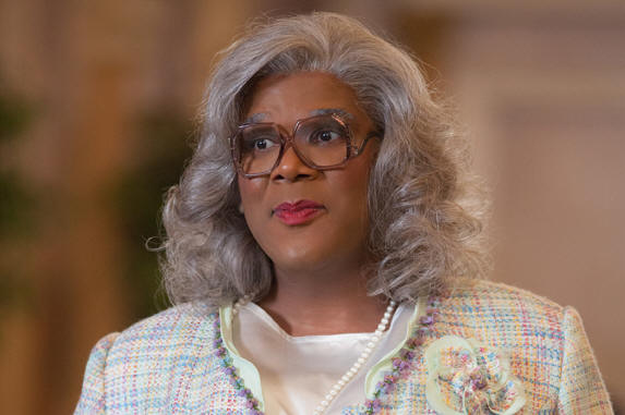 Young Tyler Perry Tyler perry the �madea's