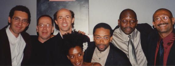 Wynn Thomas Group Shot (including Spike Lee and John Tuturo)