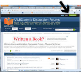 Sign Up for AALBC.com's Discussion Forums