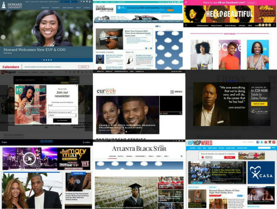 The Top Black-Owned Websites