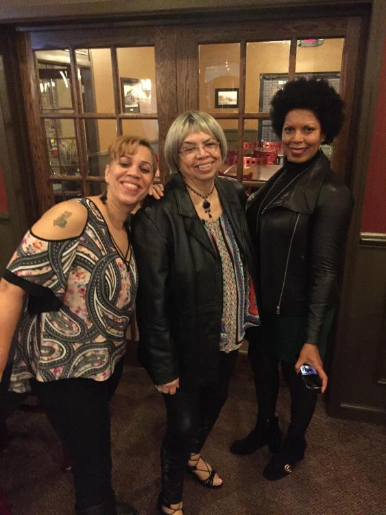 mommy , fefe and dre at wine tasting party.JPG