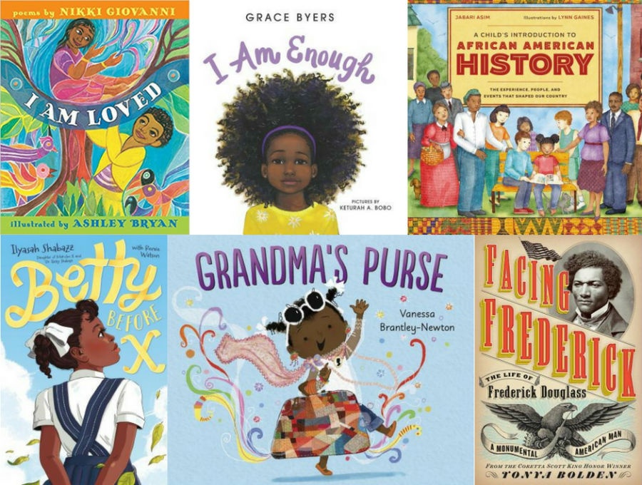 Cool Children's books featuring Black characters coming out in early 2018