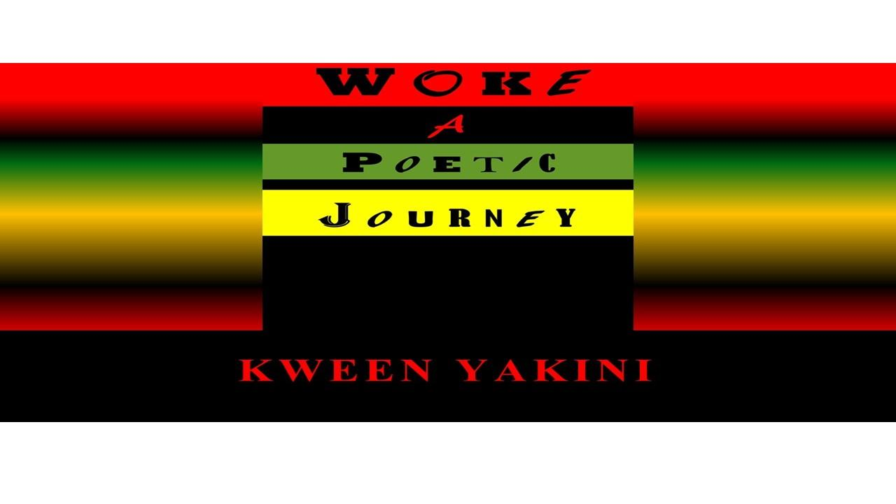 "New Book Release ""Woke A Poetic Journey"""