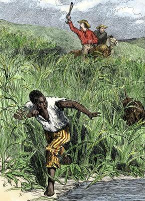 Run Away Slave