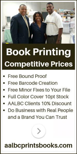 AALBC Prints Books