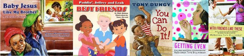Christian Fiction for Black Children