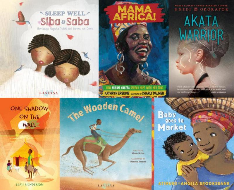 The Children's Africana Book Awards for 2018!