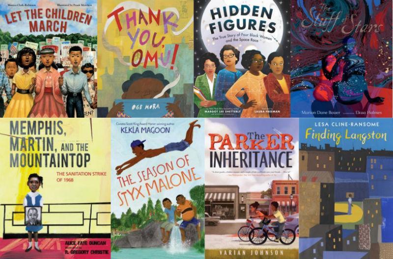 2019 Coretta Scott King Award Winning Books