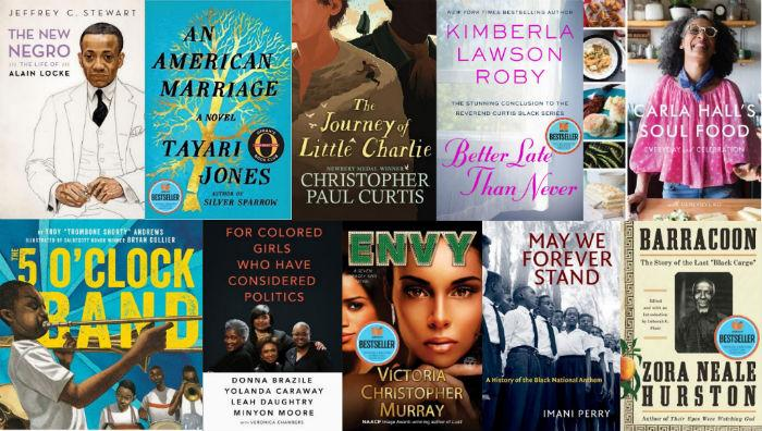 40 teriffic books were announced as noninees for NAACP Image Awards this week.  Several of them are AALBC Bestsellers! Congratulations to all the authors and publishers