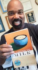 AALBC Bestseller Raisins in Milk by David Covin
