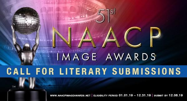 51st NAACP Image Awards - Call for Literary Submission