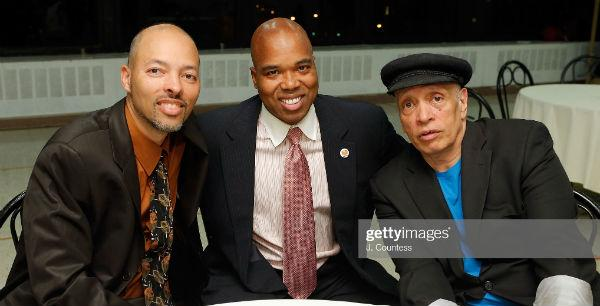 Jerry Craft, Troy Johnson, and Walter Mosley