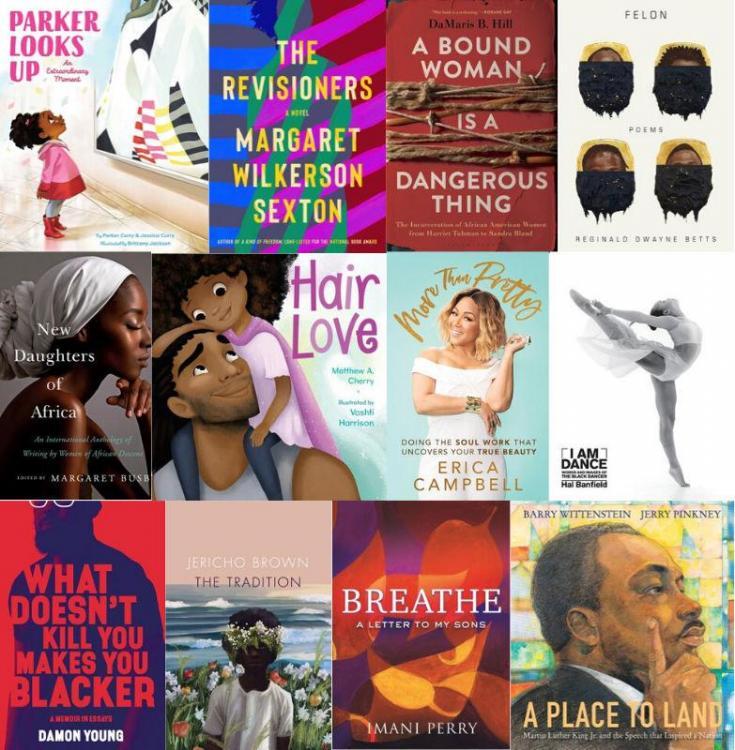 2020 NAACP Image Award Nominated Books