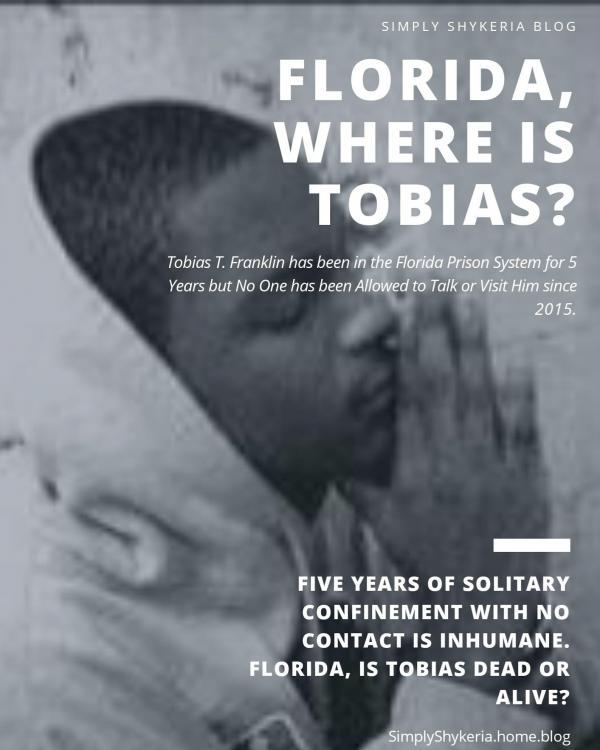 Florida, Where Is Tobias?